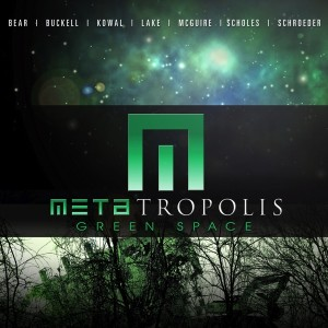 METAtropolis: Green Space cover
