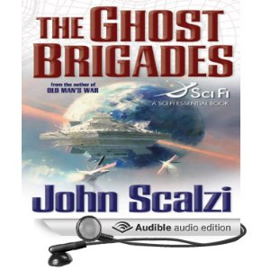 The Ghost Brigade cover